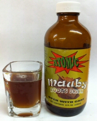 Atomic Mauby Roots Drink