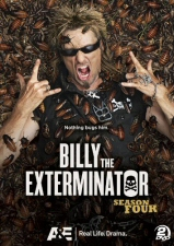 Billy the Exterminator Season 4 DVD