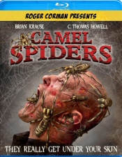 Camel Spiders Blu-Ray
