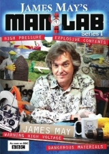 James May: Man Lab Series 1 DVD