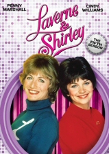 Laverne and Shirley: The Fifth Season DVD