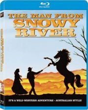 Man From Snowy River Blu-Ray