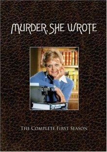 Murder She Wrote Season 1 DVD