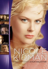 Nicole Kidman 4-Film Collection DVD