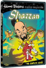 Shazzan: The Complete Series DVD