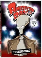 American Dad, Vol. 7 DVD
