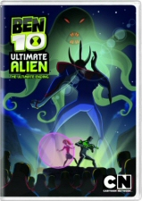 Ben 10: Ultimate Alien: Ultimate Ending DVD