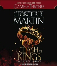 Clash of Kings Audiobook
