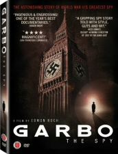 Garbo the Spy DVD