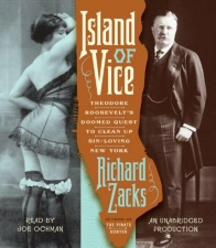 Island of Vice Audiobook