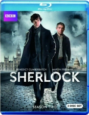 Sherlock Season 2 Blu-Ray