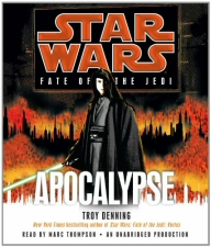 Star Wars: Fate of the Jedi: Apocalypse Audiobook