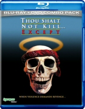 Thou Shalt Not Kill Except Blu-Ray