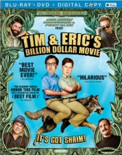 Tim and Erics Billion Dollar Movie Blu-Ray