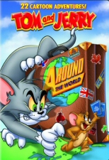 Tom and Jerry: Around the World DVD