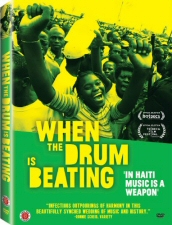 When the Drum is Beating DVD
