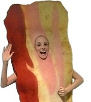 Bacon Costume