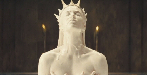 Charlize Theron as Ravenna in Snow White and the Huntsman