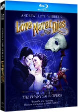 Love Never Dies Blu-Ray