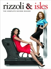 Rizzoli and Isles Season 2 DVD