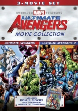 Ultimate Avengers Movie Collection DVD