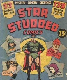 Star Studded Comics #1