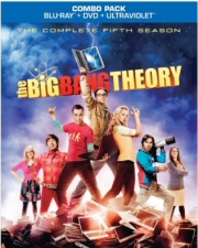 Big Bang Theory Season 5 Blu-Ray