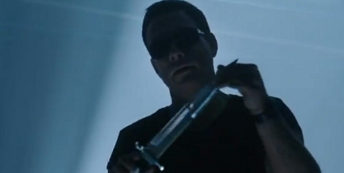 Jean-Claude Van Damme from Expendables 2