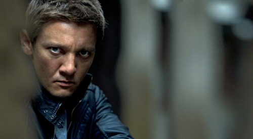 Jeremy Renner from The Bourne Legacy