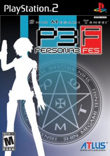 Persona 3 FES: Shin Megami Tensei