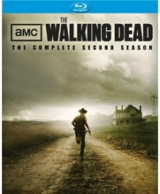 Walking Dead Season 2 Blu-Ray