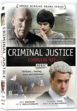 Criminal Justice Complete Set DVD
