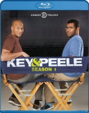 Key and Peele Season 1 Blu-Ray