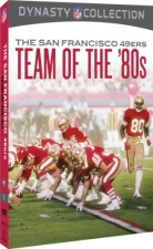 San Francisco 49ers: Team of the 80s DVD