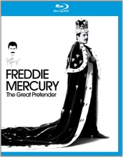 Freddie Mercury: Great Pretender Blu-Ray