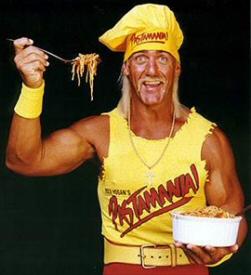 Hulk Hogan: Pastamania!