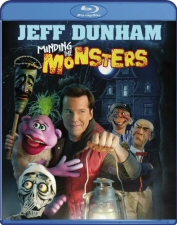 Jeff Dunham: Minding the Monsters Blu-Ray