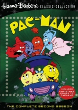 Pac-Man Season 2 DVD