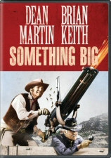 Something Big DVD