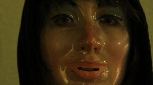 VHS Mask