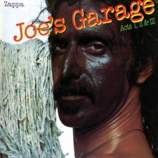 Frank Zappa: Joes Garage CD