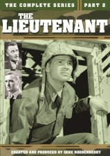Lieutenant Complete Series Part 2 DVD