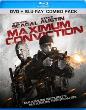 Maximum Conviction Blu-Ray