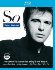 Classic Albums: Peter Gabriel: So Blu-Ray