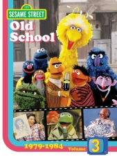 Sesame Street Old School, Vol. 3 DVD