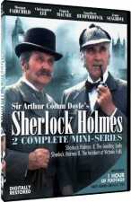 Sherlock Holmes Miniseries Collection DVD