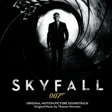 Skyfall Soundtrack CD