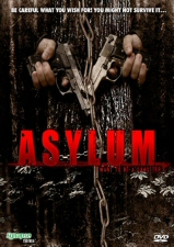 Asylum: I Want to Be a Gangster DVD