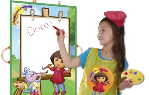 Dora the Explorer: Art Play Mat