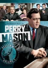 Perry Mason Season 8, Vol. 1 DVD